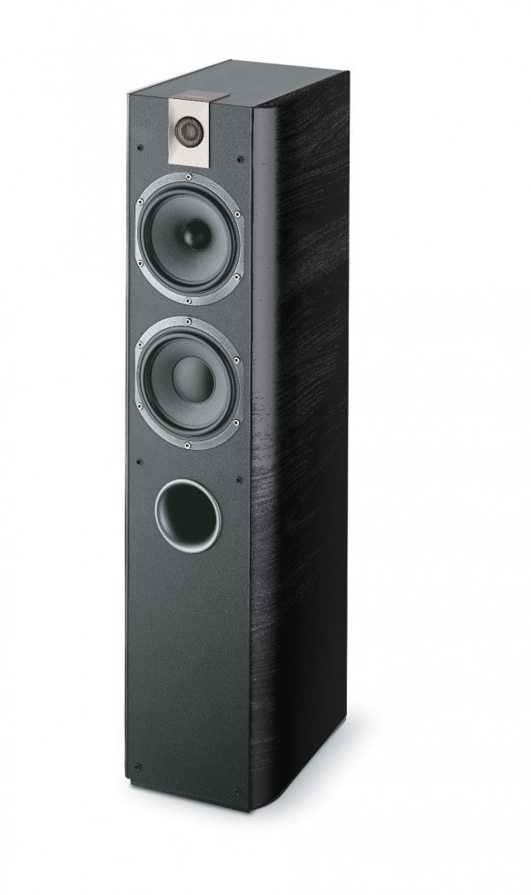FOCAL CHORUS 615  Black Ash