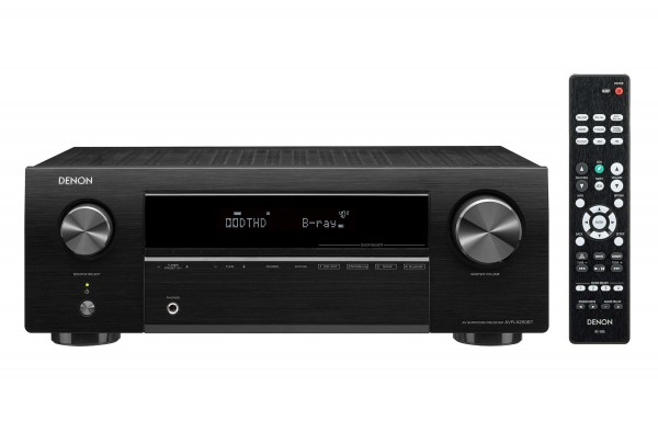 DENON AVR-X250BT Black