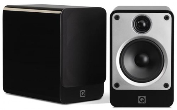 Q ACOUSTICS Concept 20 Speakers Black