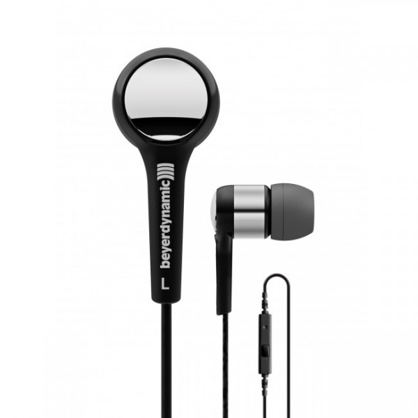 BEYERDYNAMIC  MMX 102 iE black/silver