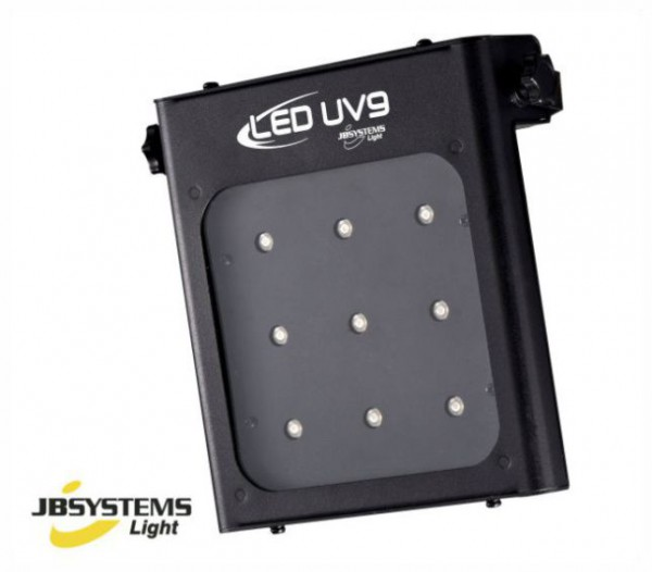 JBSYSTEMS  LED UV 9 LED UV Light