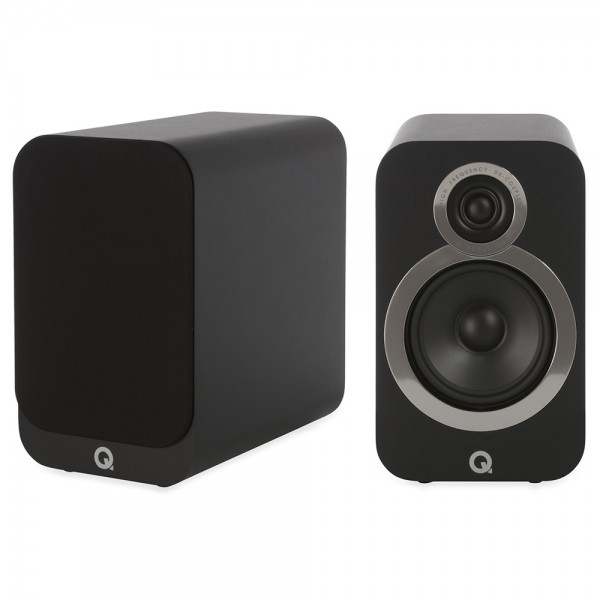 Q ACOUSTICS Q 3020i Carbon Black