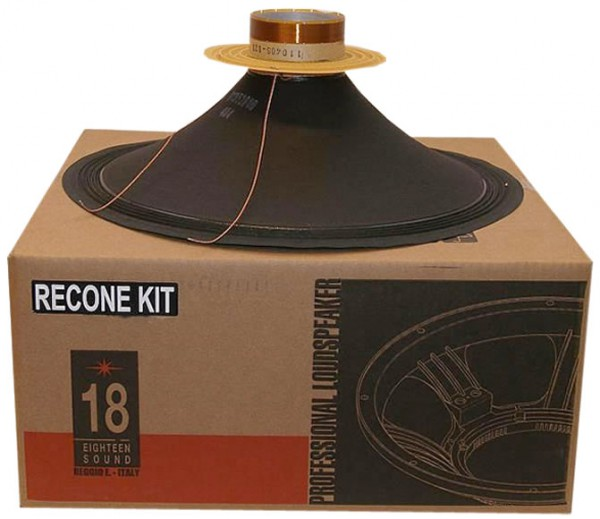 EIGHTEEN SOUND RECONE KIT 15ND930