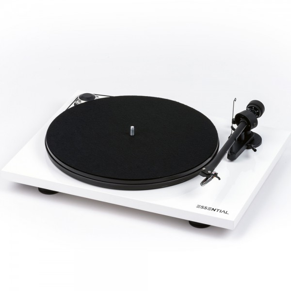 PRO-JECT Essential III White OM10