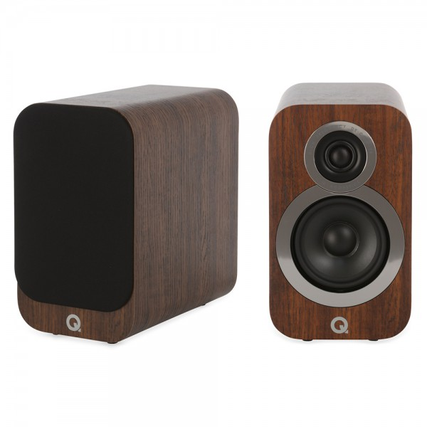 Q ACOUSTICS Q 3010i English Walnut