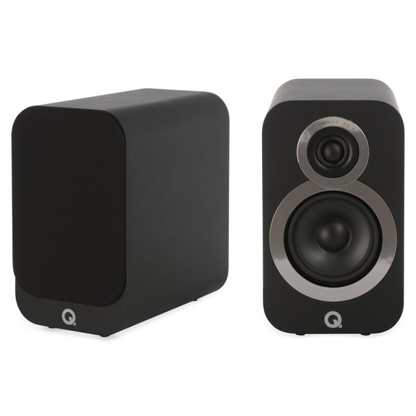 Q ACOUSTICS Q 3010i Carbon Black
