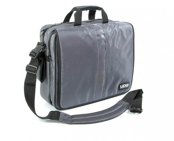 UDG CourierBag DeLuxe 17 Steel Grey