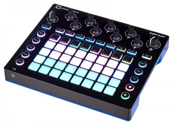 NOVATION Circuit, Step Sequencing Synth