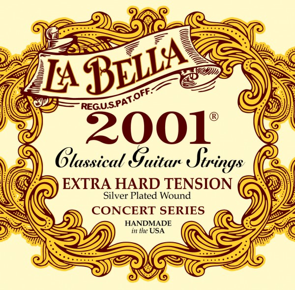 LA BELLA  2001 EX-HARD