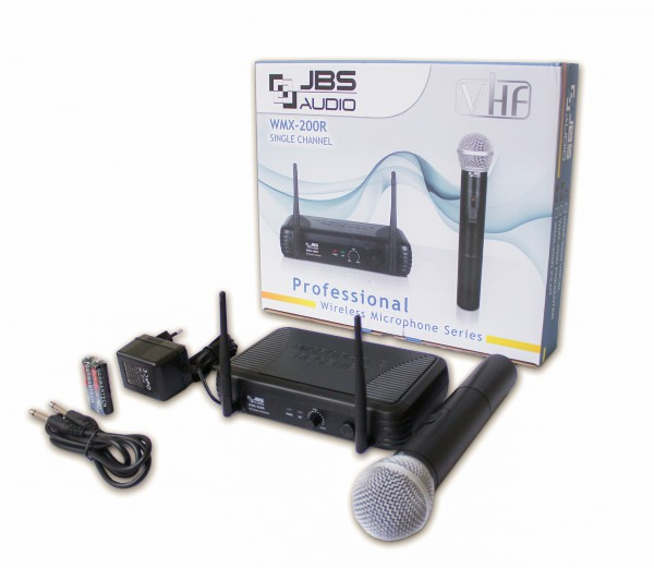 JBS AUDIO WMX 200 VOCAL