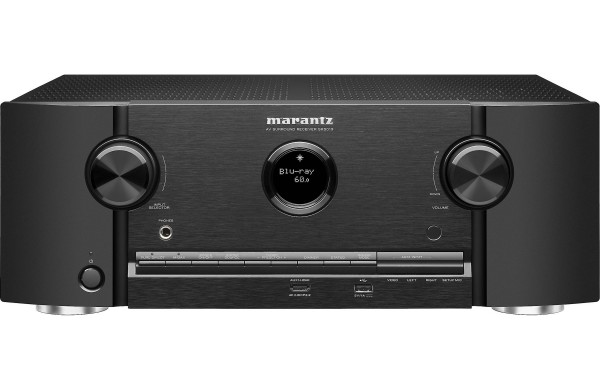 MARANTZ SR5013 Black 7.2 AV Receiver w/ Apple® AirPlay® 2, and Amazon Alexa