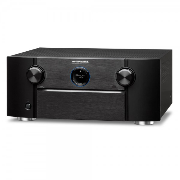 MARANTZ SR7013 Black 9.2 Channel 4K Ultra HD AV Receiver with IMAX Enhanced, Dolby Atmos, Auro-3D, HEOS, AirPlay 2 and Alexa Voice Compatibility