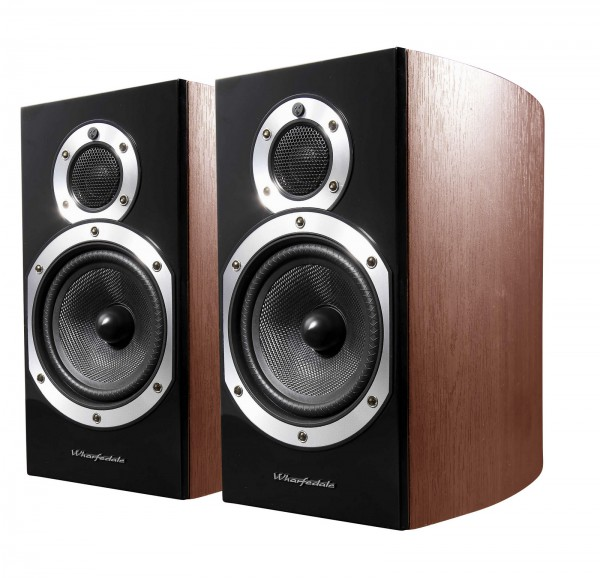 WHARFEDALE Diamond 10.1 Walnut