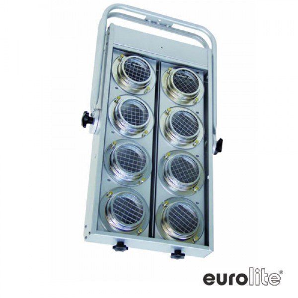 EUROLITE Audience Blinder 8xPAR36