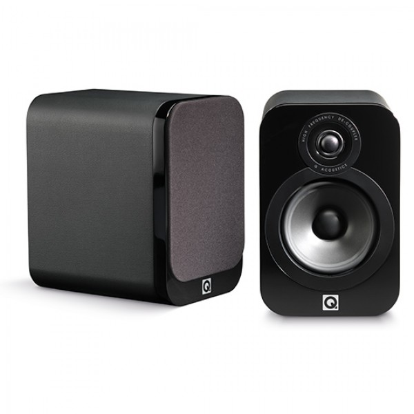 PLAYER Speakers From Q Acoustics Are Well Worth Leaving On The Shelf