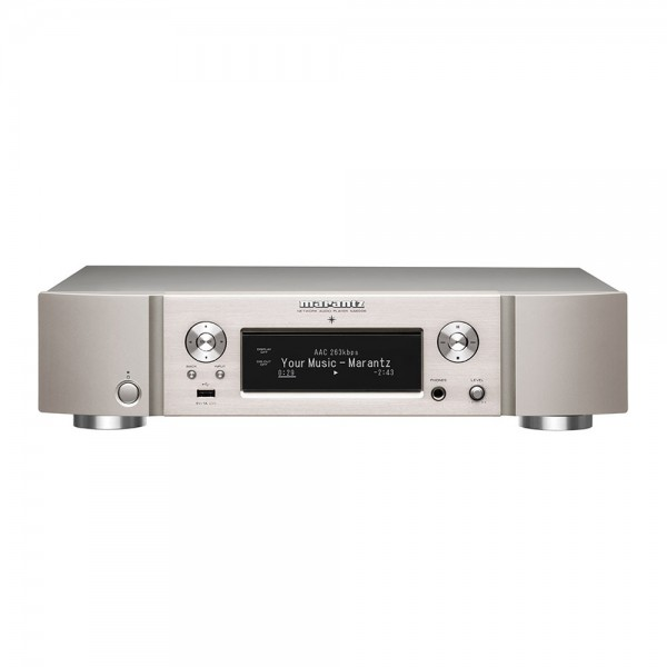 MARANTZ NA6006 Silver Network Audio Player w/HEOS Multi-room