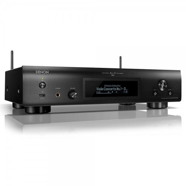 DENON DNP-800NE Black Network Audio Player