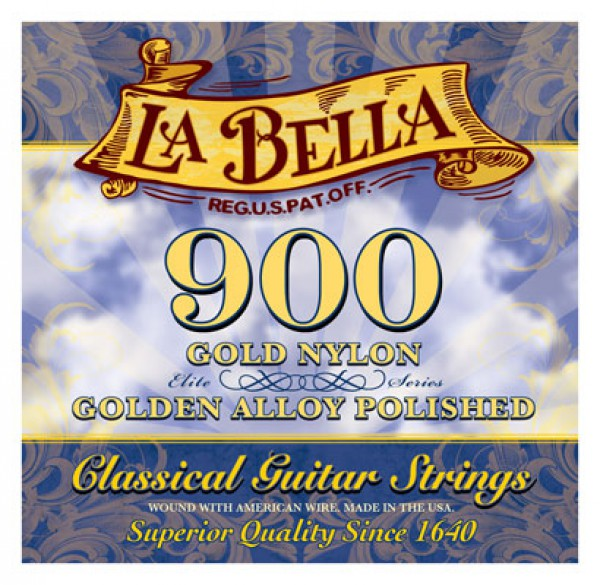 LA BELLA 900 Elite Golden Superior