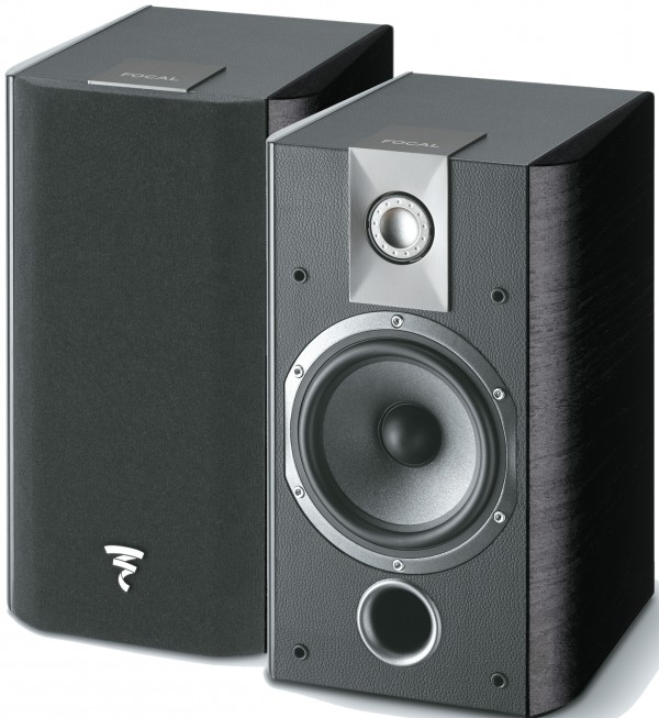 FOCAL Chorus 605 Black Ash