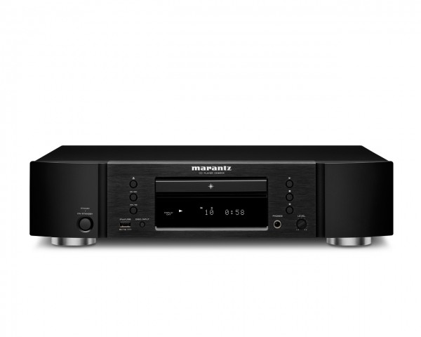 MARANTZ CD6004 Black