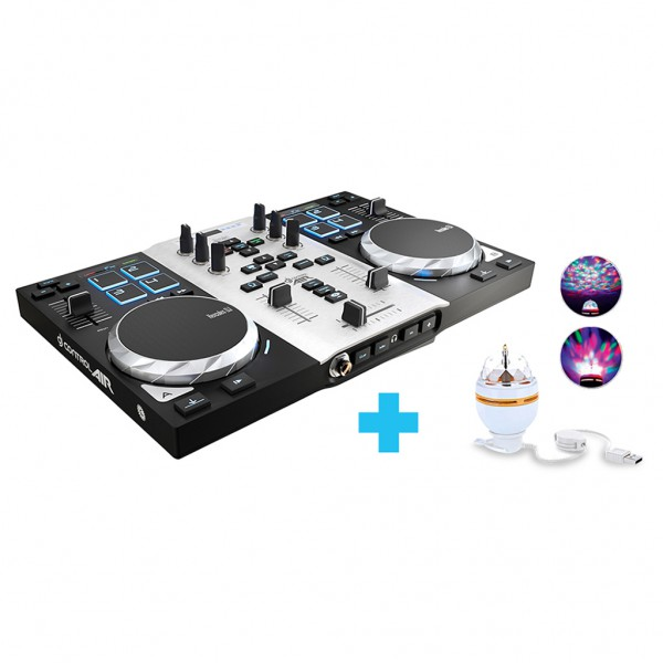HERCULES DJCONTROL AIR SERIES PARTY PACK
