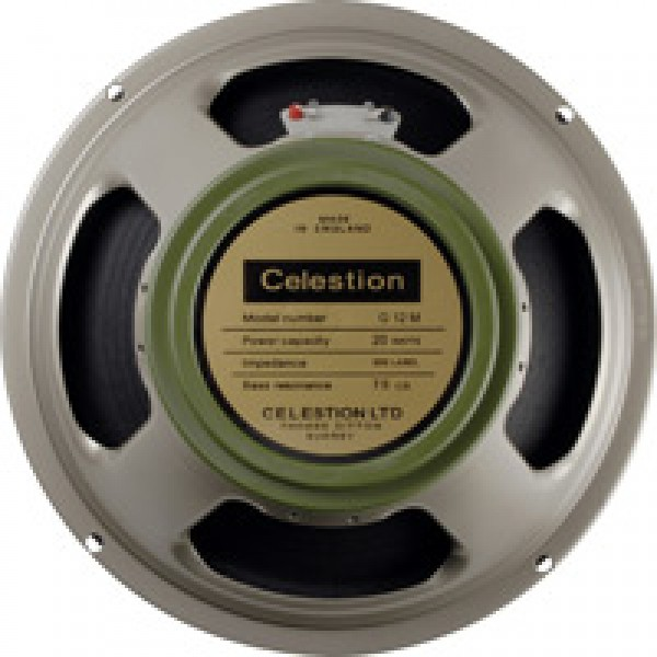 CELESTION G12M Greenback 8Ohm