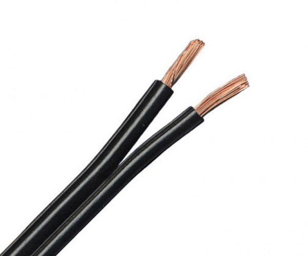 QED 42 Strand Cable Black