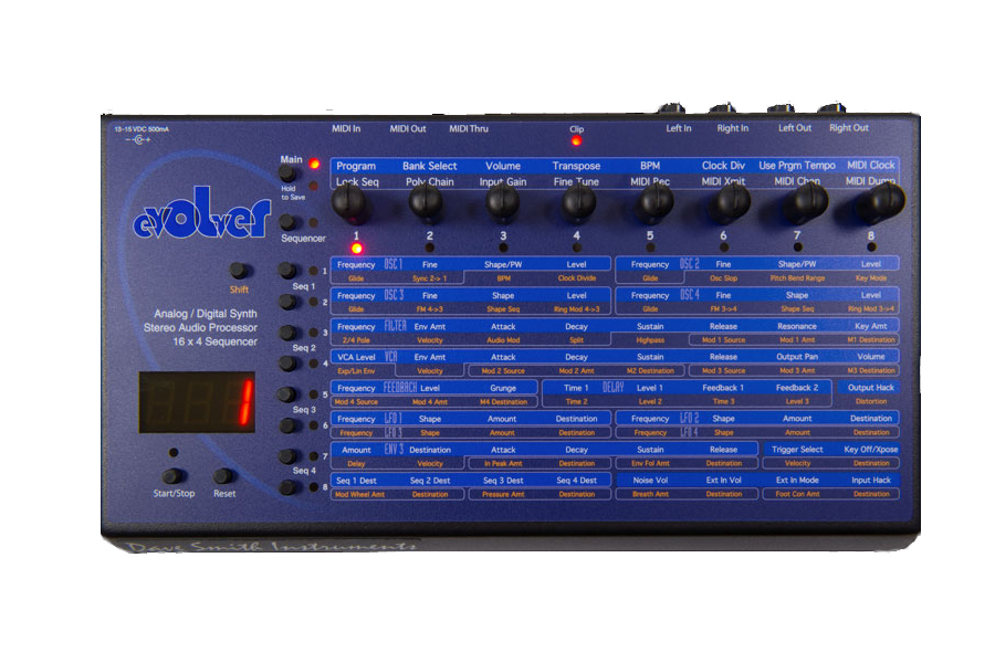 Sequential Evolver