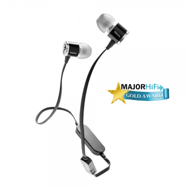 FOCAL Spark Black In-Ear Wireless
