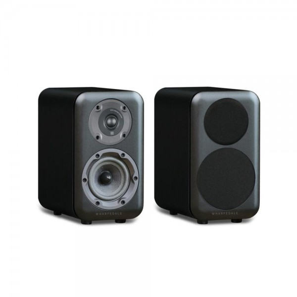 WHARFEDALE D320 Black Wood