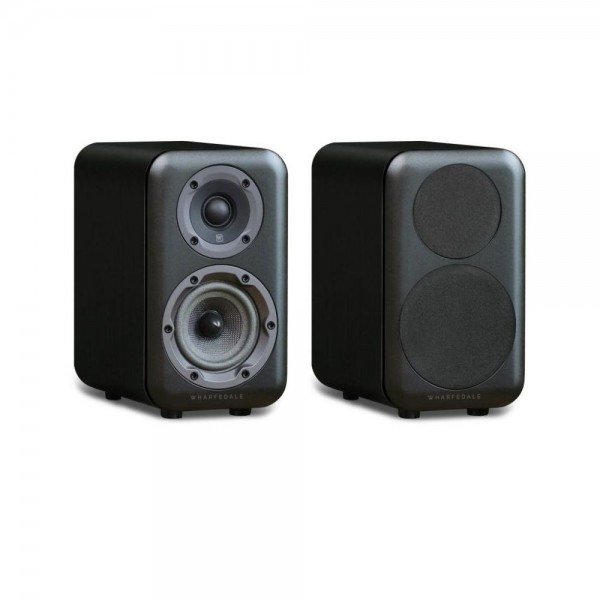 WHARFEDALE D310 Black Wood