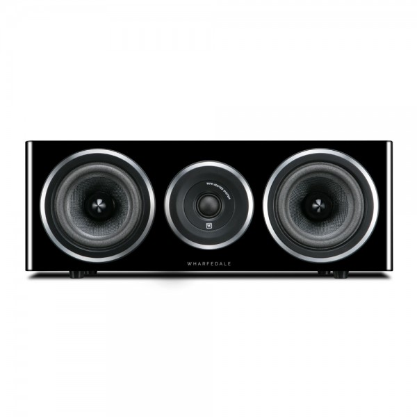 WHARFEDALE Diamond 11.CS Black Wood