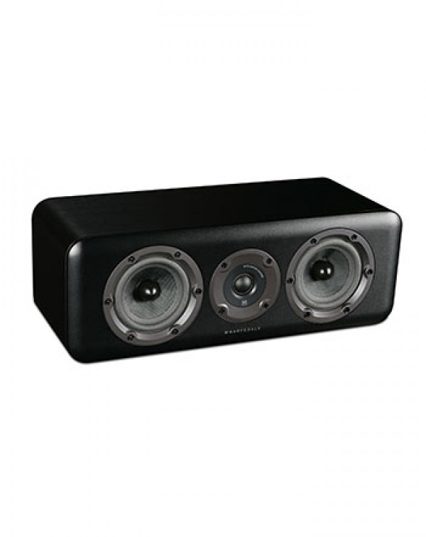 WHARFEDALE D300C Black Wood