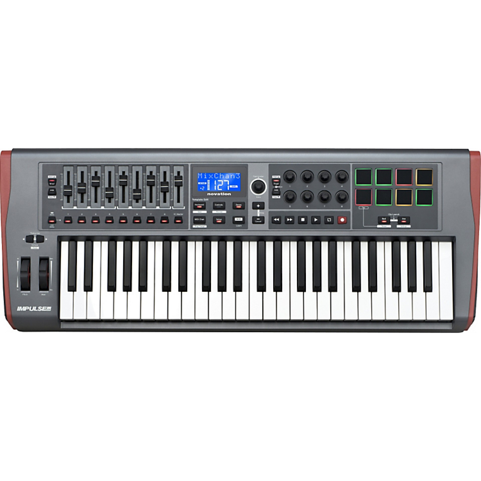 NOVATION Impulse 49 - Player Plus doo