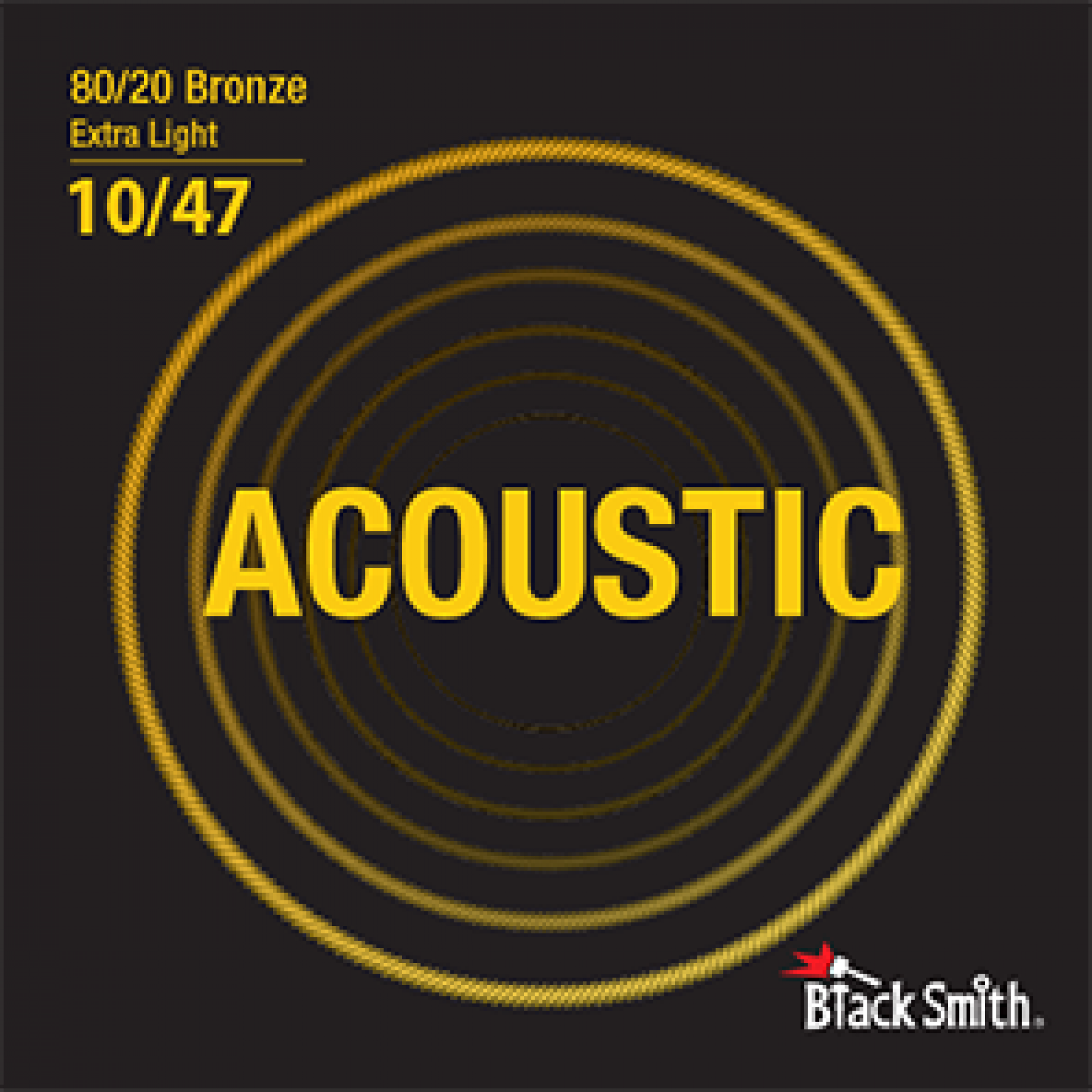 Black Smith BR-1047 Acoustic