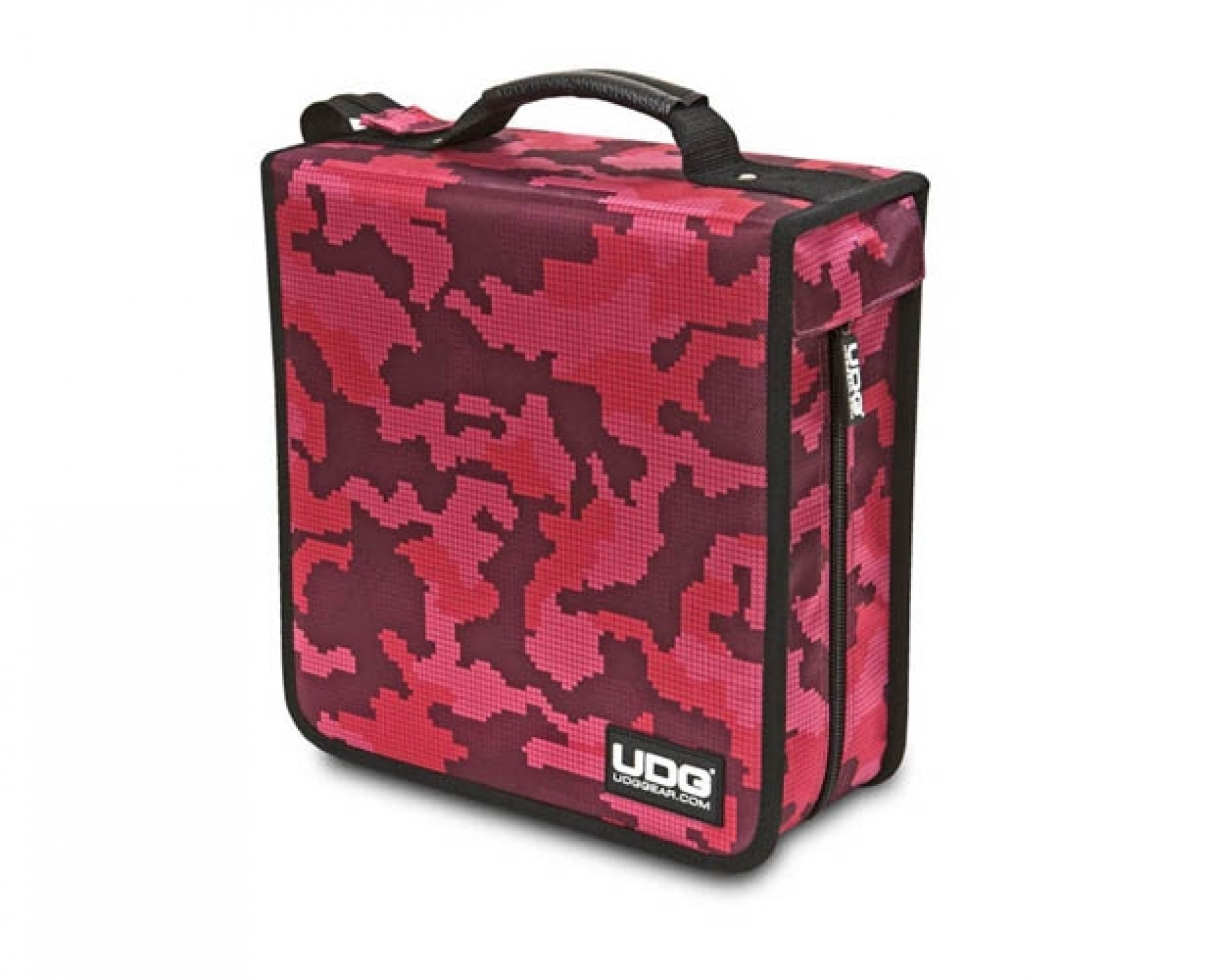 UDG CD Wallet 280 Digital Camo Pink