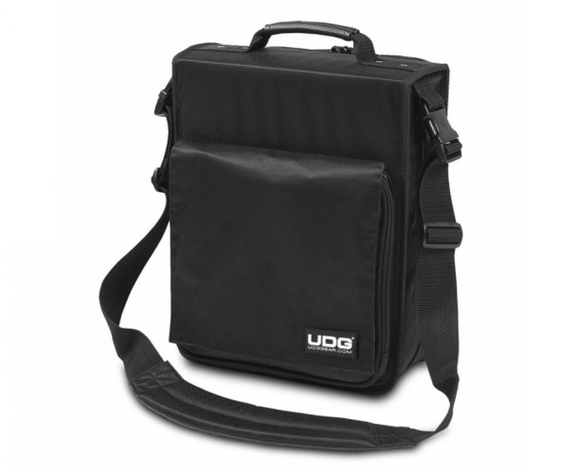 UDG CD SlingBag 258 Black/Orange inside