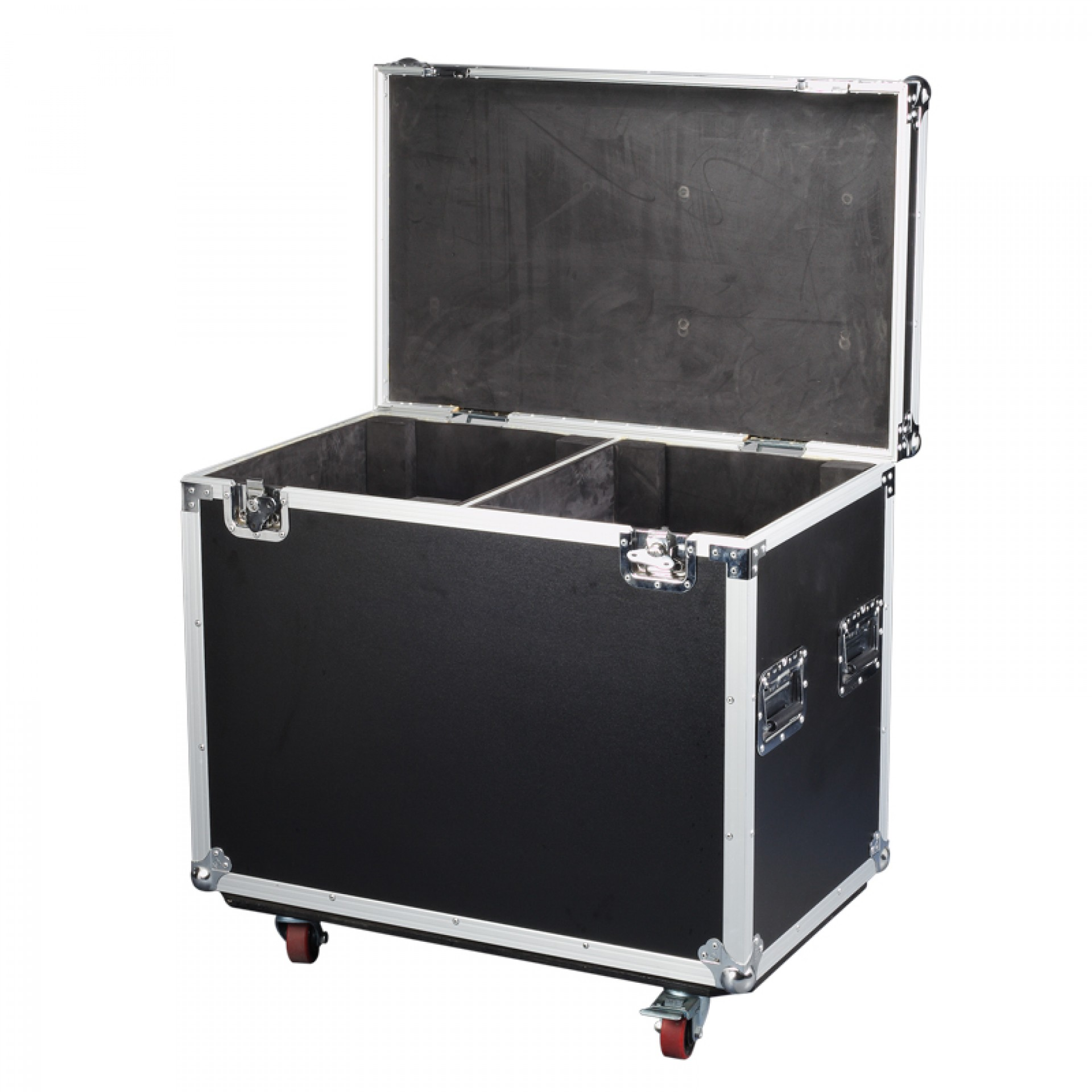 INVISION Twin IM 575W2 Flight Case With Wheels