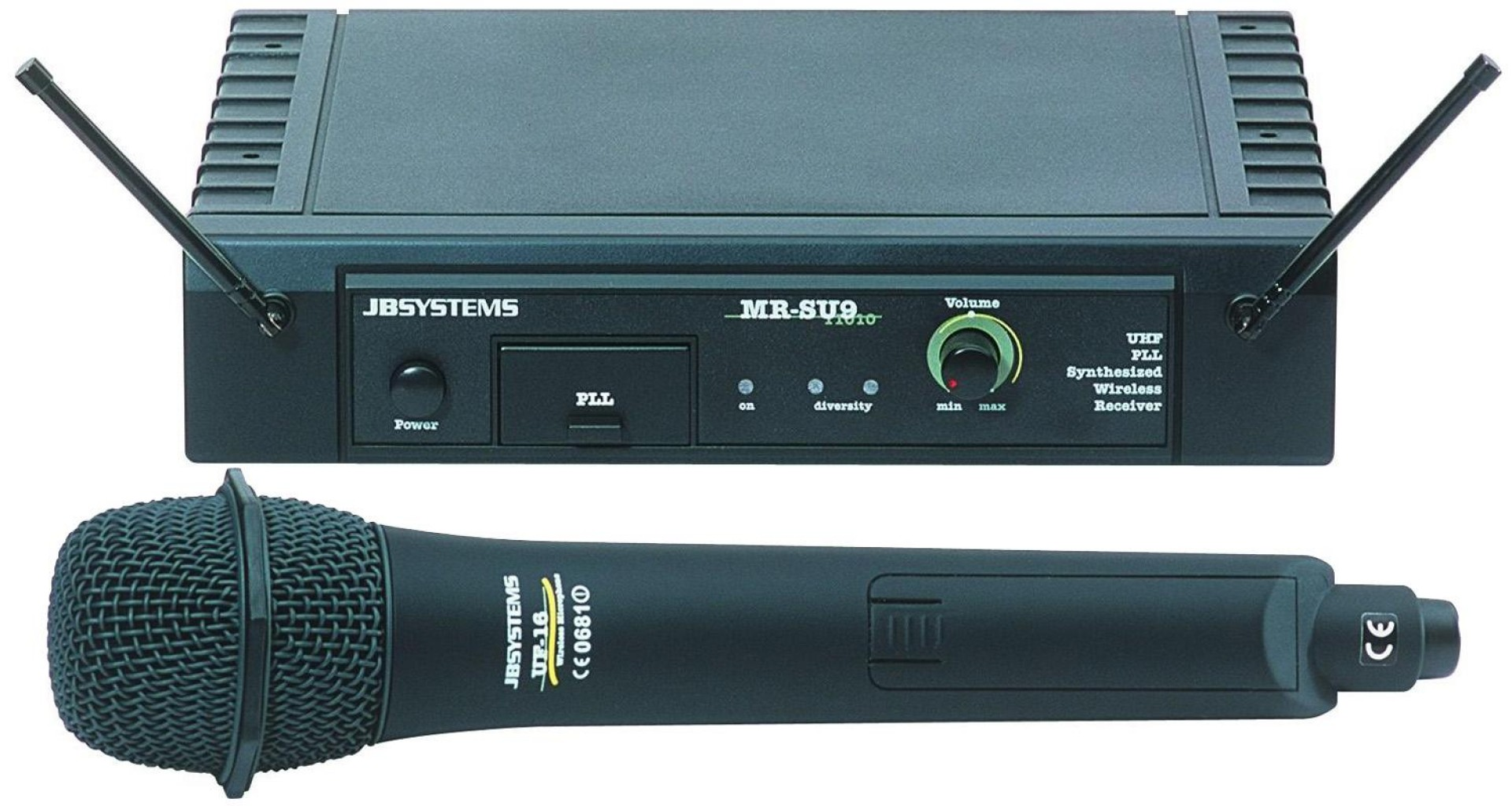 JBSYSTEMS MR SU9 UF 16