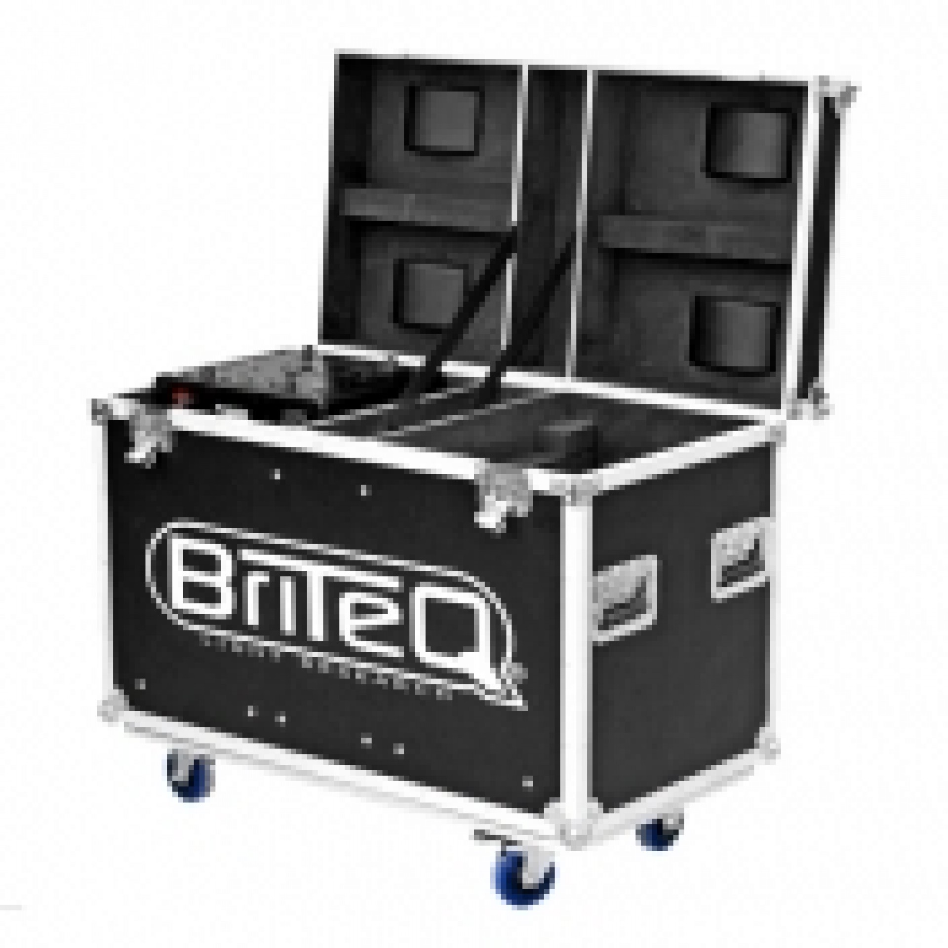 JBSYSTEMS Flightcase for BT 250 BT 575