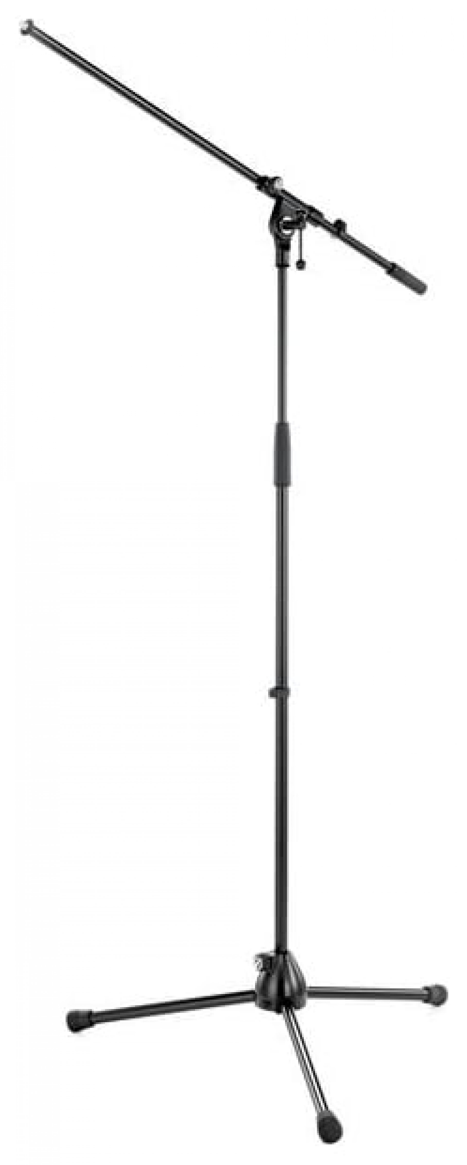 K&M 210/2 Microphone stand-Black