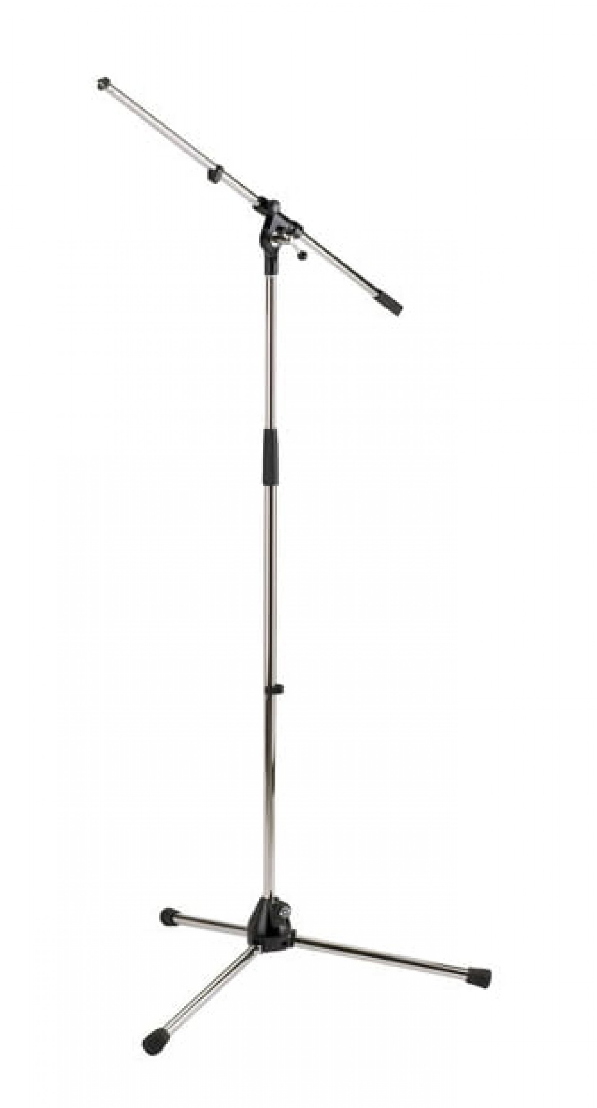 K&M 210/2 Microphone stand-Chrome