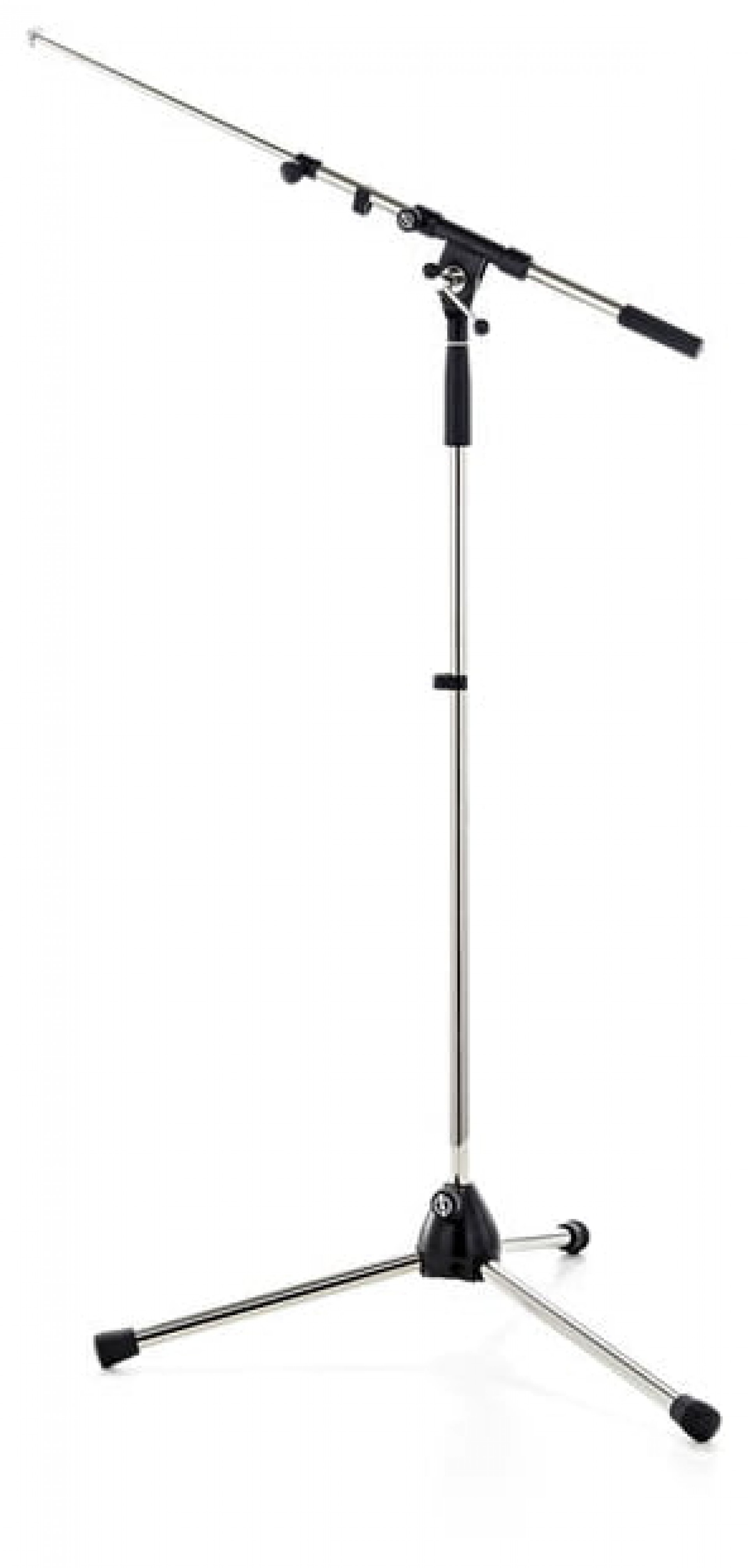 K&M 210/9 Microphone stand-Chrome