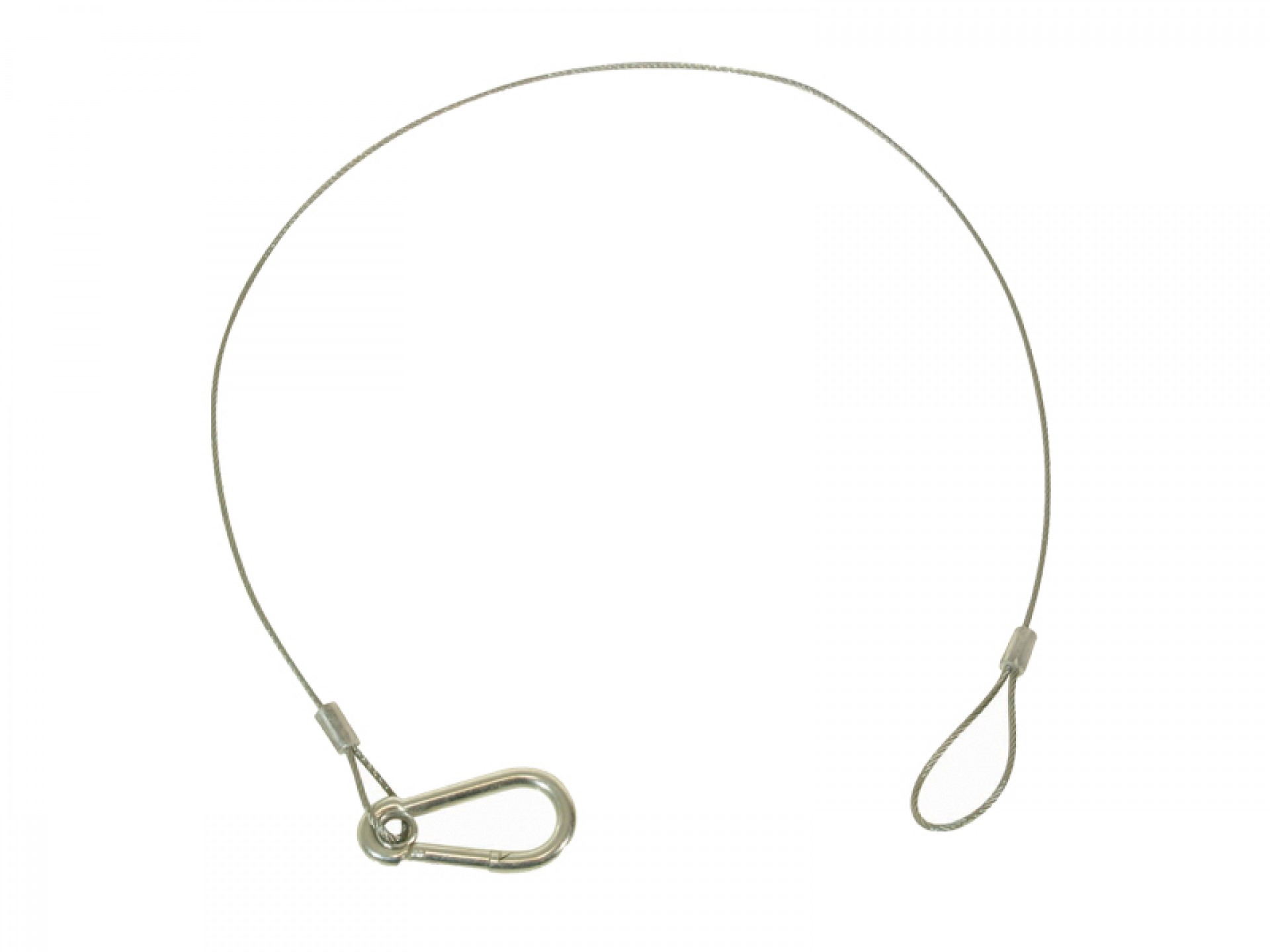 INVISION Rhino 75cm Safety Wire
