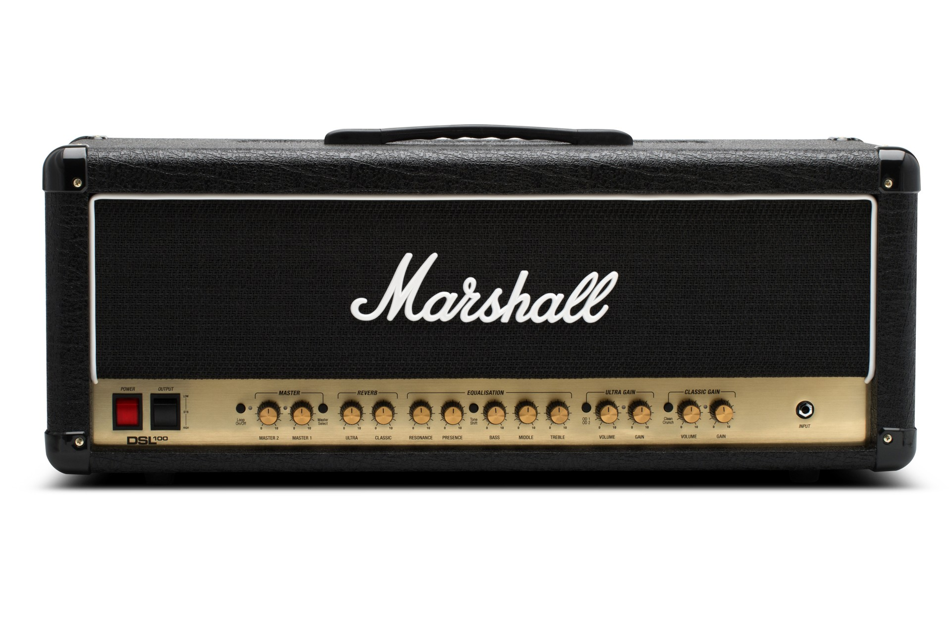 MARSHALL DSL100HR-H AMP HEAD