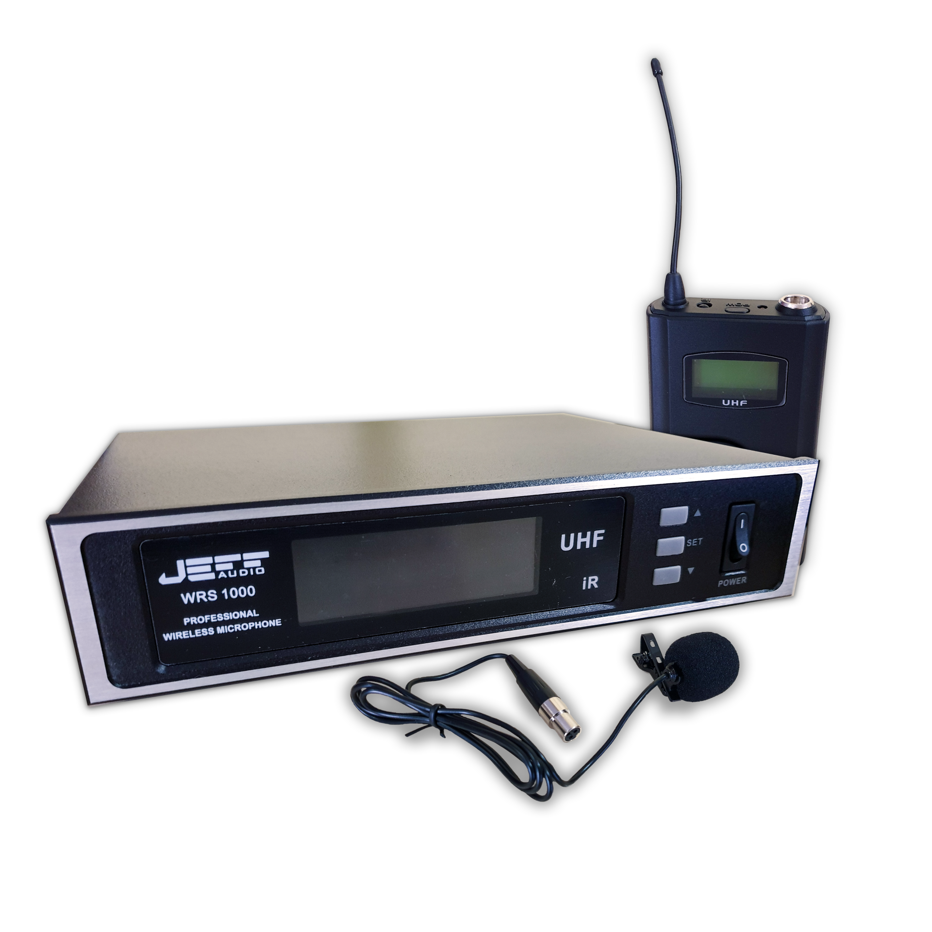 JEFF AUDIO WRS 1000 L