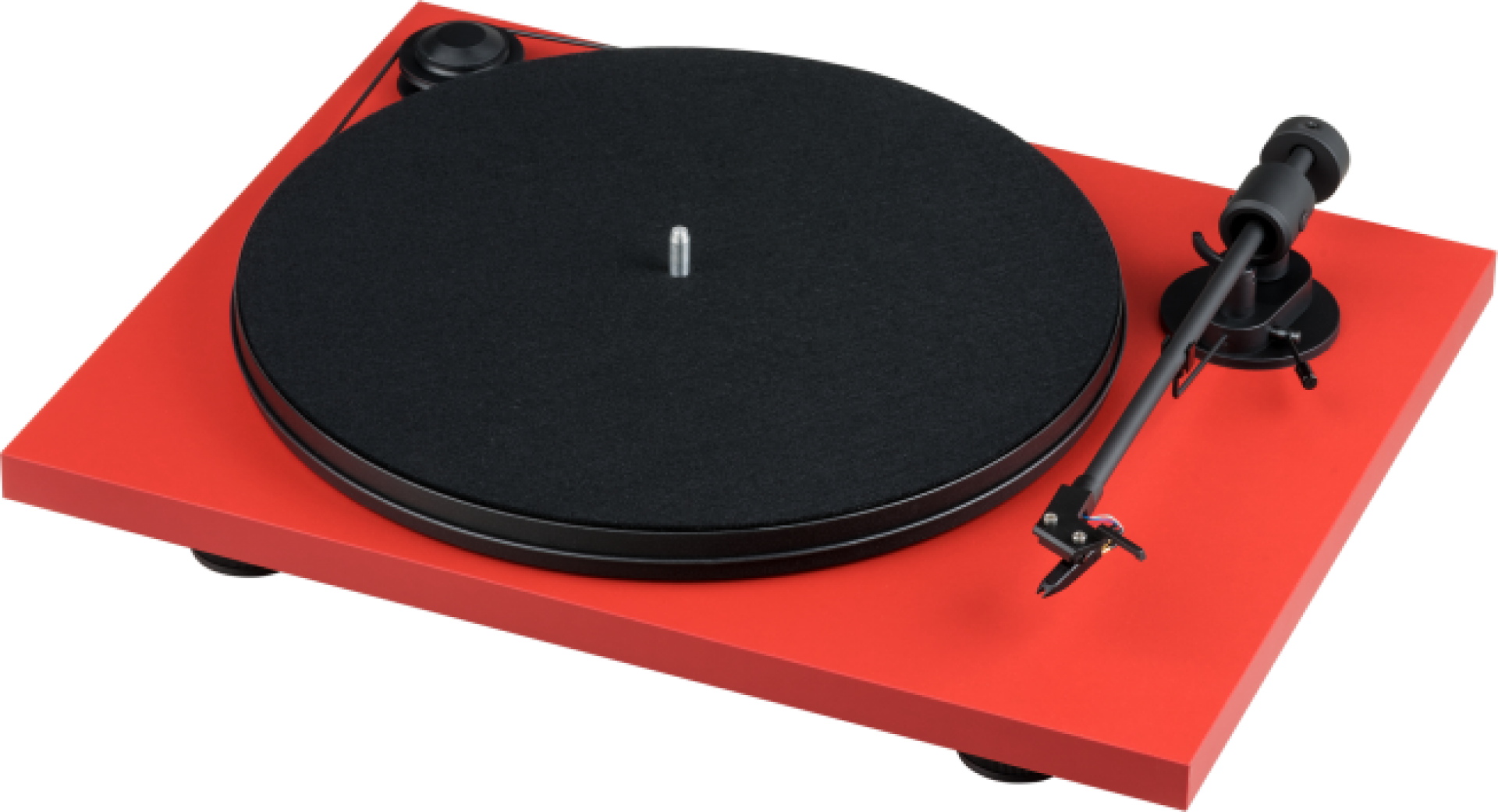 PRO-JECT Primary E Phono Red OM NN