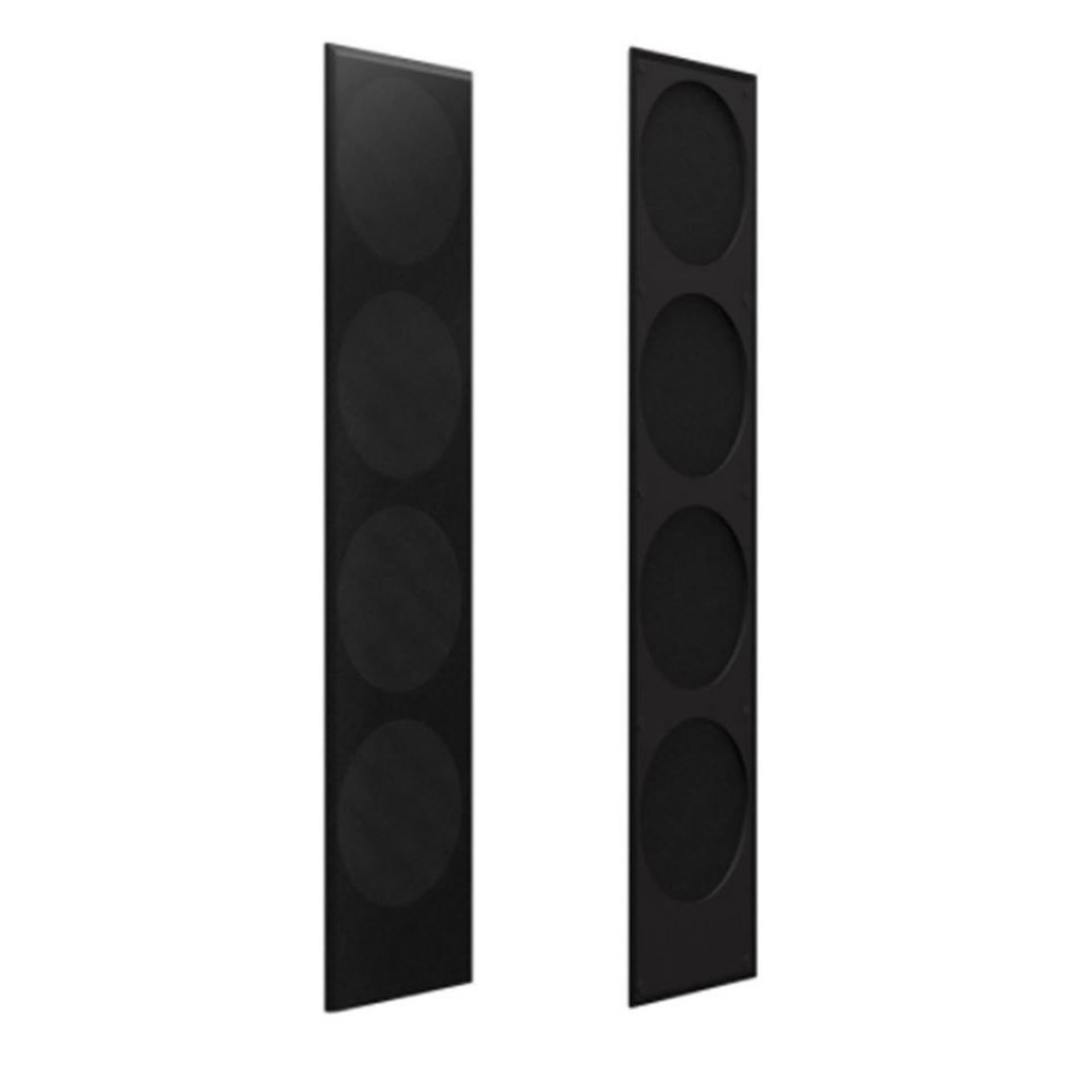 KEF Q550 BLACK CLOTH GRILLE