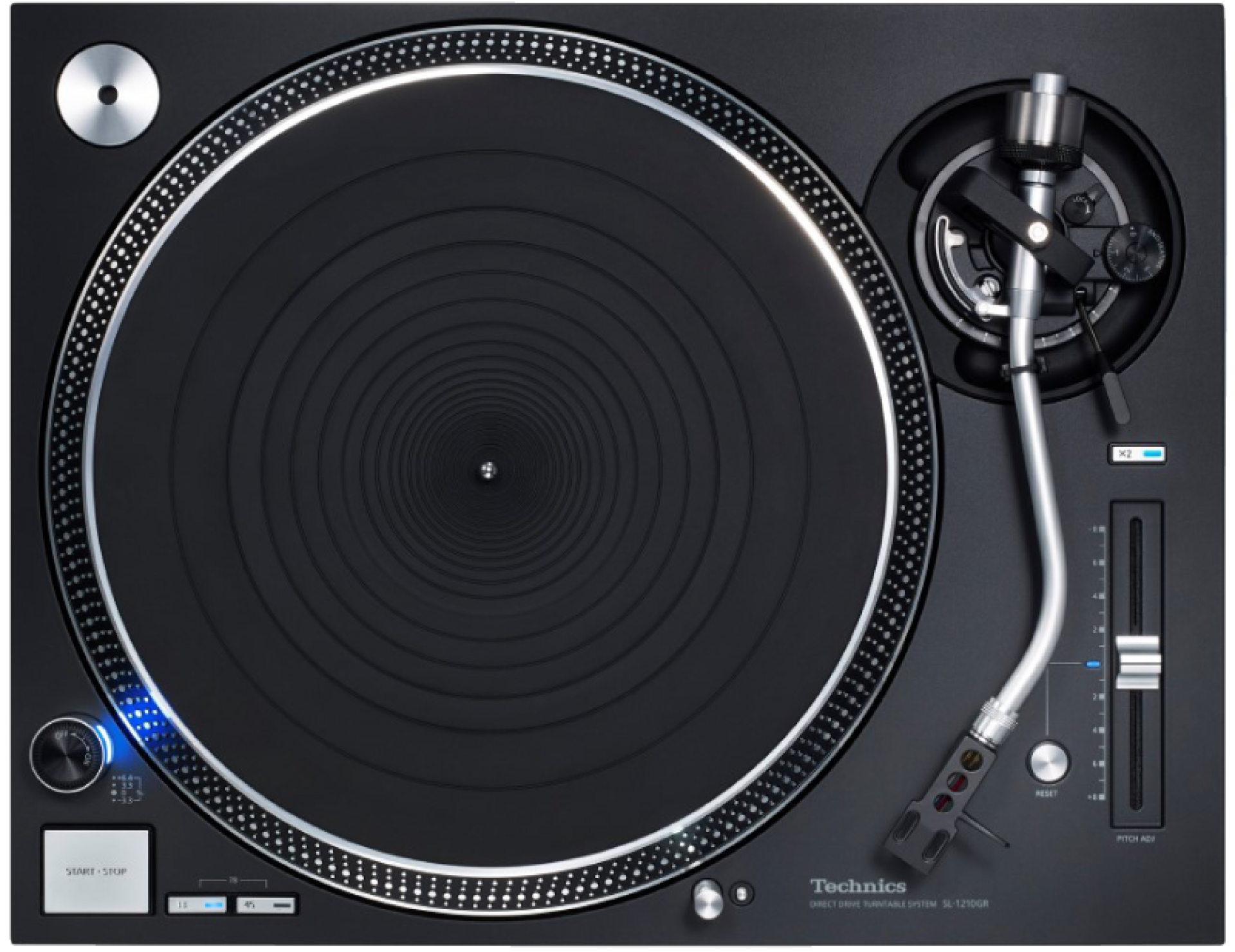 Technics SL-1210GR K - Black