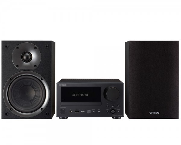 ONKYO CS-375D-BB Black w/Black